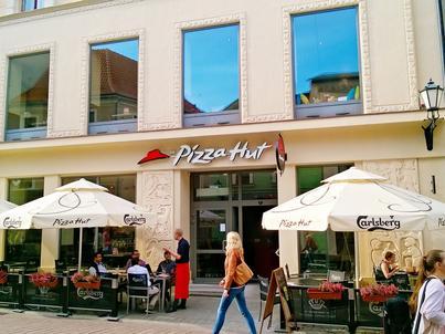 Lokale Pizza Hut przechodzą w ręce polskiej spółki AmRest