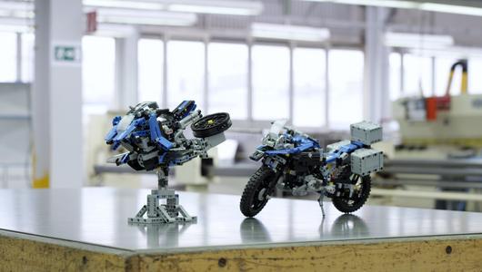 BMW Lego Hover Ride – z klocków w rzeczywistość