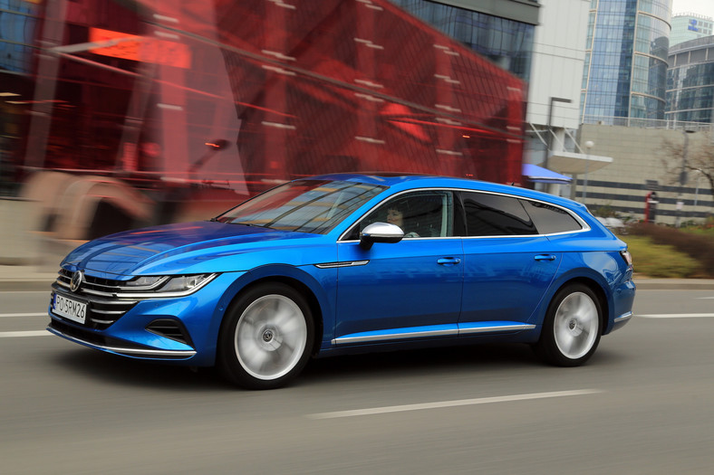 Volkswagen Arteon Shooting Brake 2.0 TSI 4Motion DSG