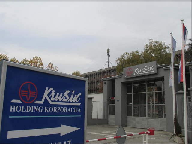 "Vojna fabrika ""Krušik"""