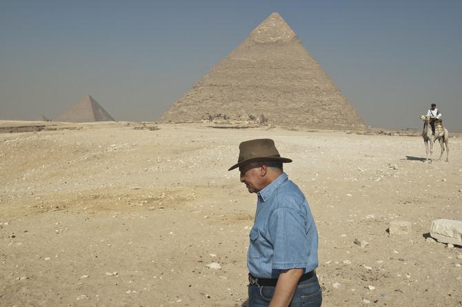 Dr Zaharije Havas na korak je da otkrije izuzetno važnu tajnu o egipatskoj kraljici Kleopatri
