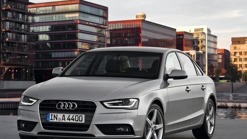 Audi A4s4 Przeszło Face Lifting