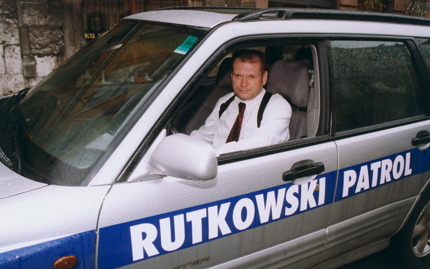 Tak kiedyś wyglądał Rutkowski!