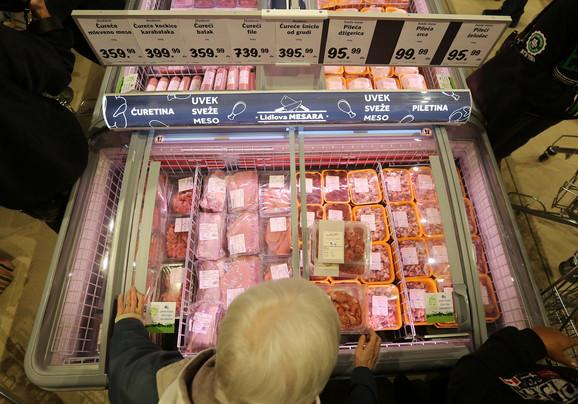Zašto je baš piletina postala apsolutni hit na dan otvaranja Lidl prodavnica
