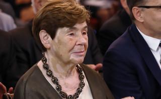 Romaszewska: Decyzja zakazująca marszu w Warszawie była słuszna