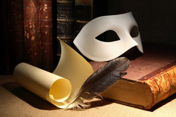 """Cykl spotkań pt. """"Książka w teatrze"""" poświęcony jest najnowszym publikacjom o szeroko pojętej tematyce teatralnej."""