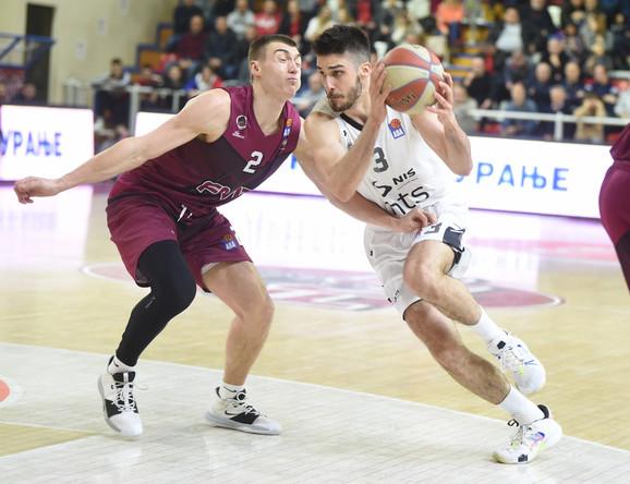 KK Partizan, KK FMP
