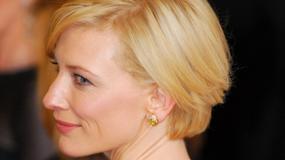 Cate Blanchett zadowolona ze zmarszczek!