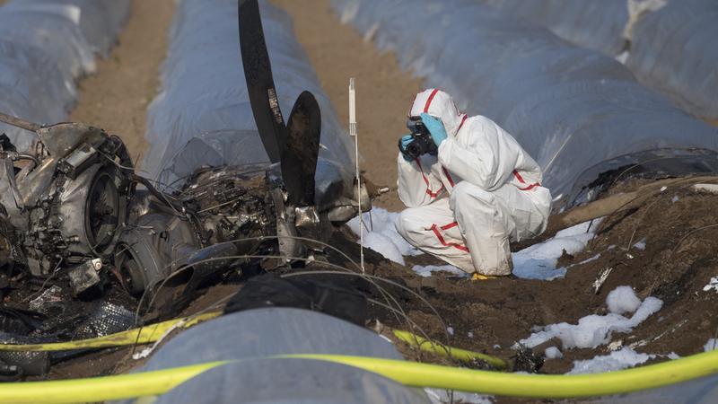 448d8a3378c3 Vasárnap magángépükkel lezuhantak a németországi Hessen tartományban /  Fotó: Northfoto