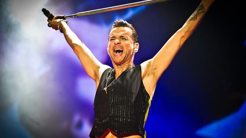 Koncert Depeche Mode na Stadionie Narodowym (fot. Rafał Nowakowski / Onet)
