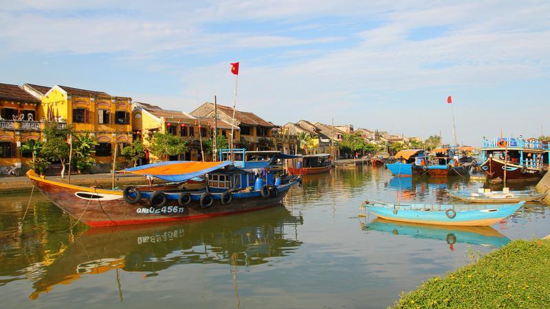 Wietnam - atrakcje środkowego wybrzeża