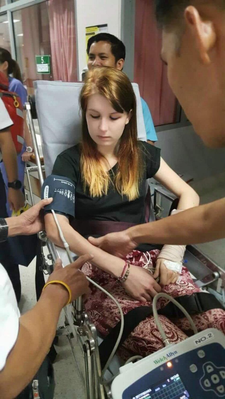 19-latka była w podróży życia. Oszukała śmierć