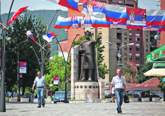 Kosovska Mitrovica (ilustracija)