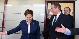 Szydło rozegrała Camerona. Piszą o tym na Wyspach
