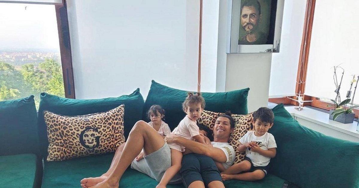 Cristiano Ronaldo ma piękny dom we Włoszech - Sport
