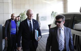ONZ pomoże Syryjczykom. Rząd zgadził się na konwoje humanitarne