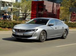Peugeot 508 – dyktator nowych trendów | TEST