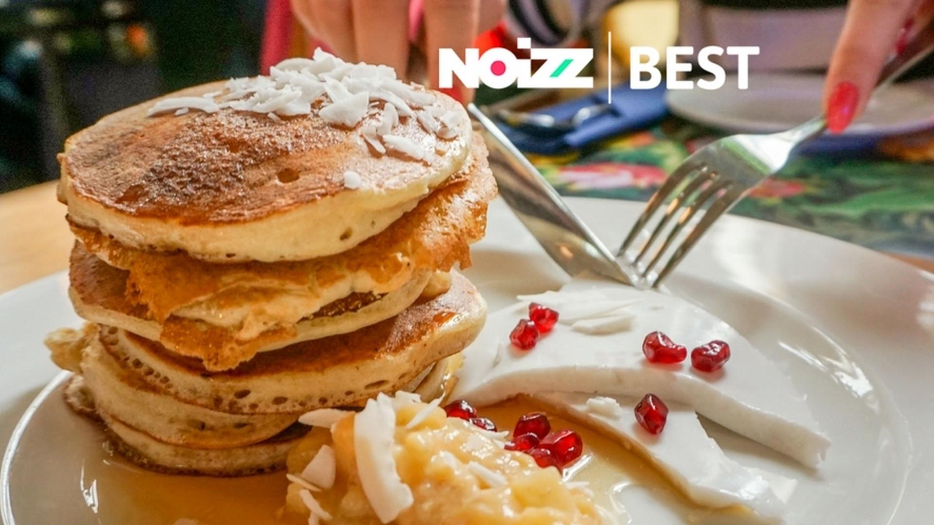 Noizzbest Comfort Food Pod Palmami Hawajski Raj W Centrum Warszawy