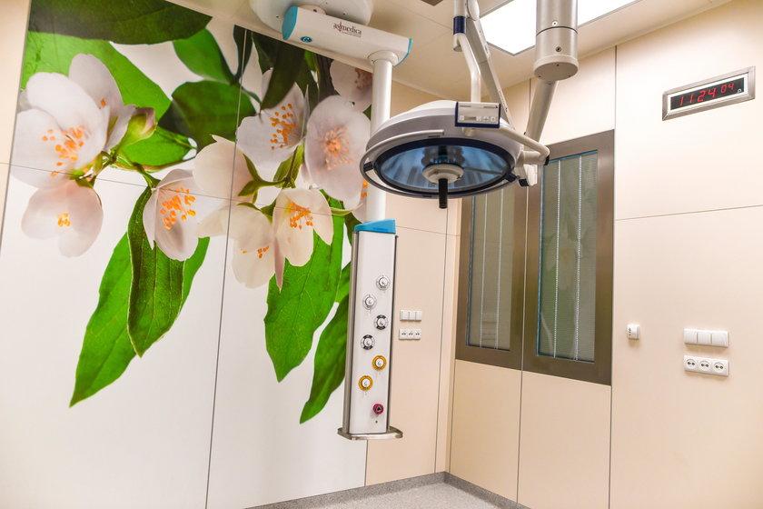Nowy blok operacyjny powstał w szpitalu im. L. Rydygiera w Łodzi