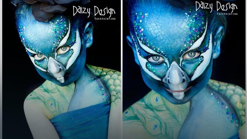 Daizy Design Facepainting