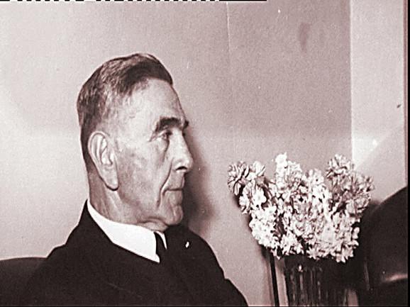 Ante Pavelić posle atentata