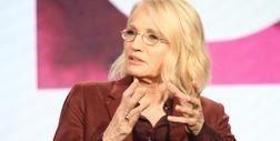 Ellen Barkin: nigdy nie wchodź do windy z Terrym Gilliamem