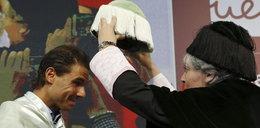 Znany tenisista został doktorem honoris causa!