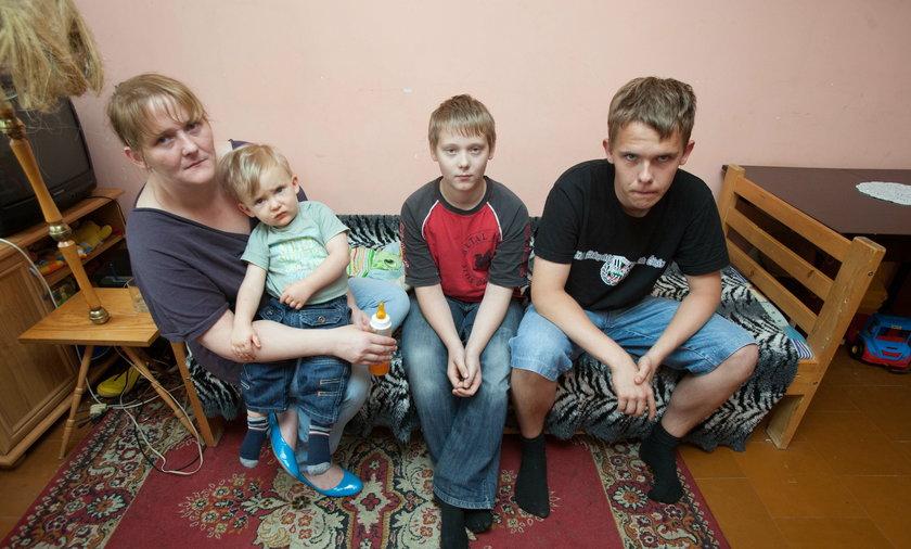 Aneta Zajonz czeka 9 lat na mieszkanie komunalne