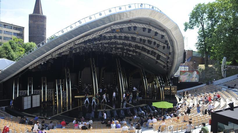 Opole 2017 - amfiteatr opolski