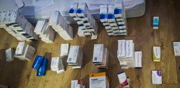 Okradli NFZ na 11 mln zł! Wywozili leki za granicę