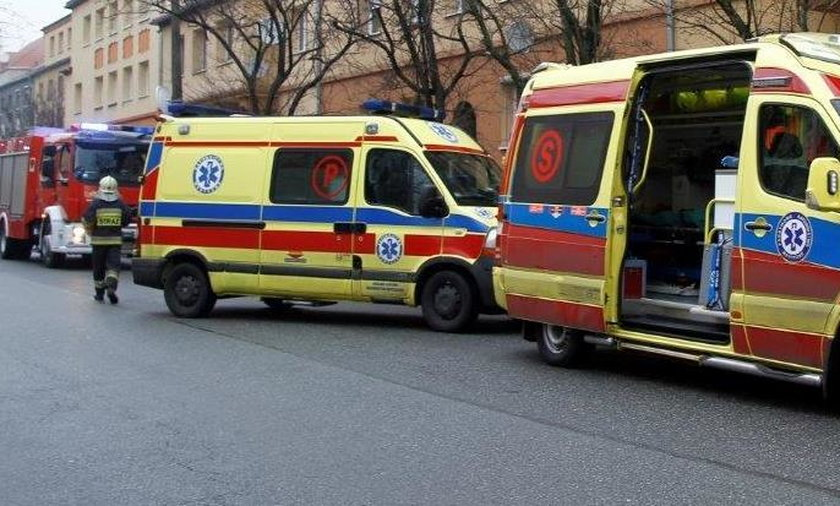 7 osób zatruło się czadem na Śląsku. Wśród nich są dzieci