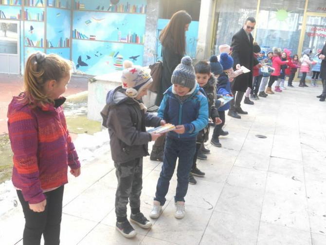 Projekat koji je okupio decu iz Čačka