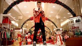 W Boże Narodzenie będziesz słuchać Justina Biebera - czy tego chcesz, czy nie!