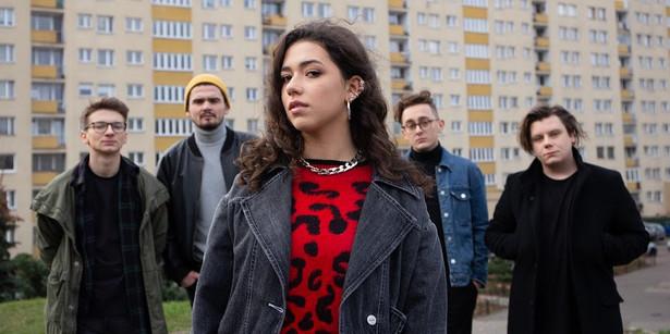 Natalia Zastępa i Sonbird