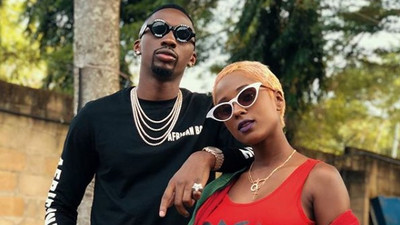 Juma Jux and Vanessa Mdee release new song after split