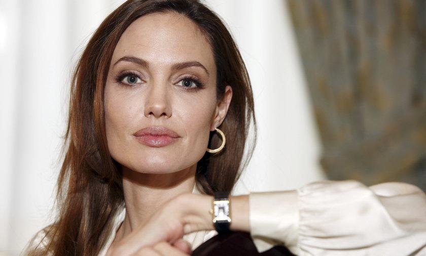 Tak zmieniała się Angelina Jolie