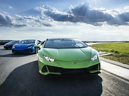 Lamborghini Drive Club –chwyć byka za rogi!