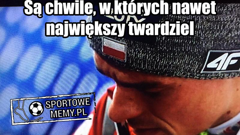 Piotr Żyła brązowym medalistą MŚ - memy