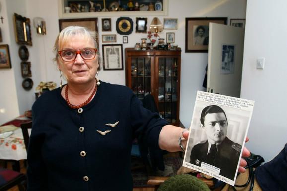 Nadežda Žunjić je poslednji potomak srpskog Kazanove