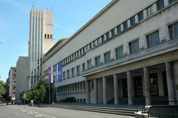 Deo sekretarijata seli se u unutrašnjost Vojvodine: Sedište pokrajinskih organa u Novom Sadu