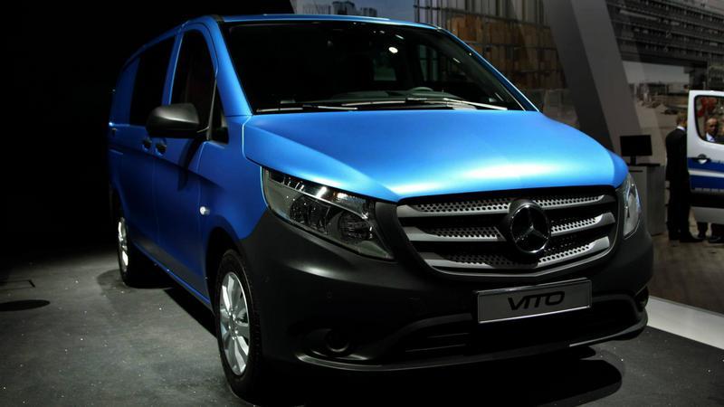Mercedes Vito 2014