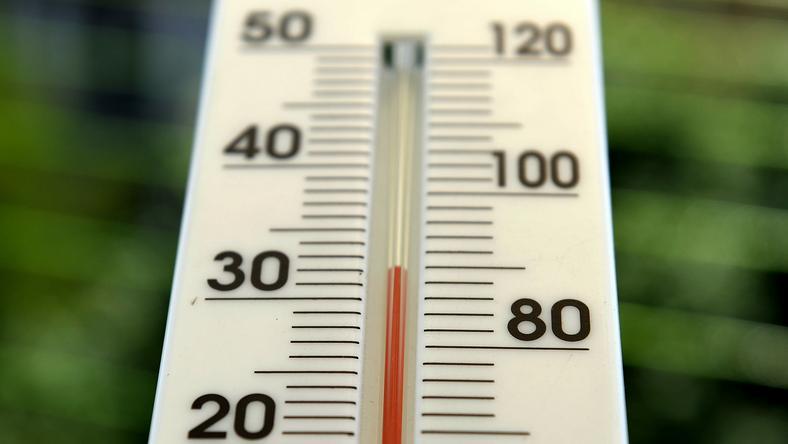 Nasze termomentry wskażą nawet do 29 stopni Celsjusza