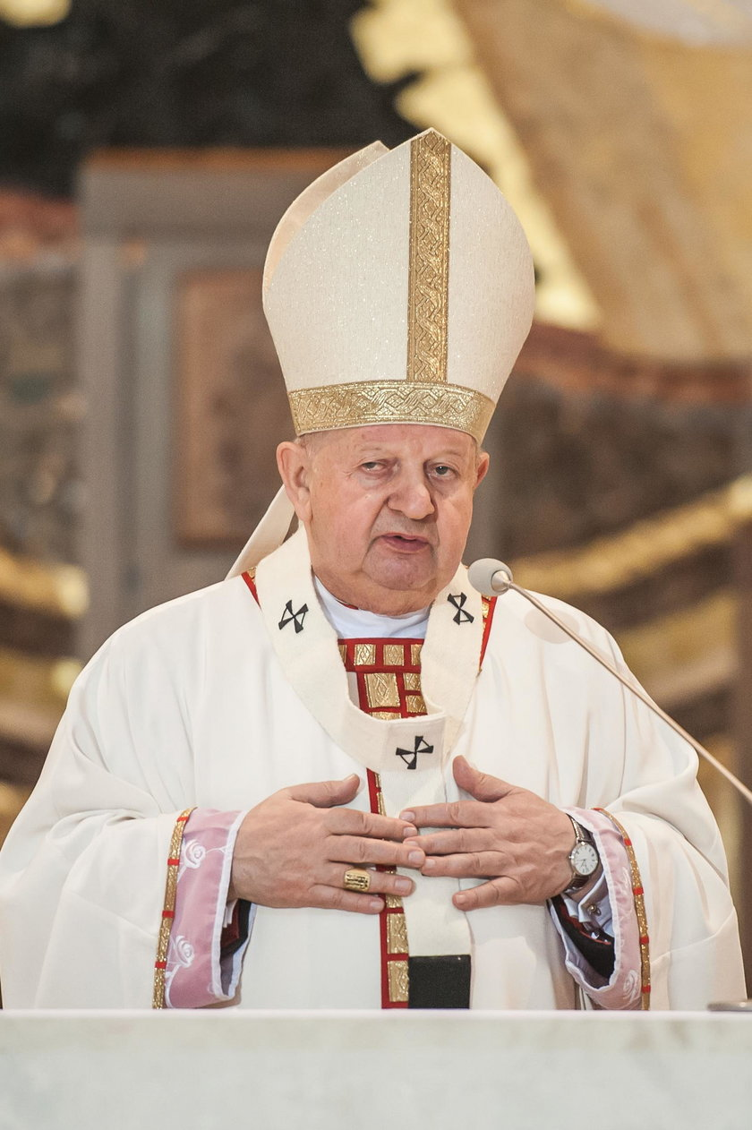 Abp Wacław Depo modlił się na Jasnej Górze w intencji kard. Stanisława Dziwisza