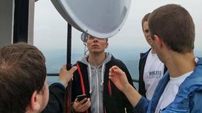 Wi-Fi na odległość 250 km. Nowy rekord studentów Politechniki Wrocławskiej