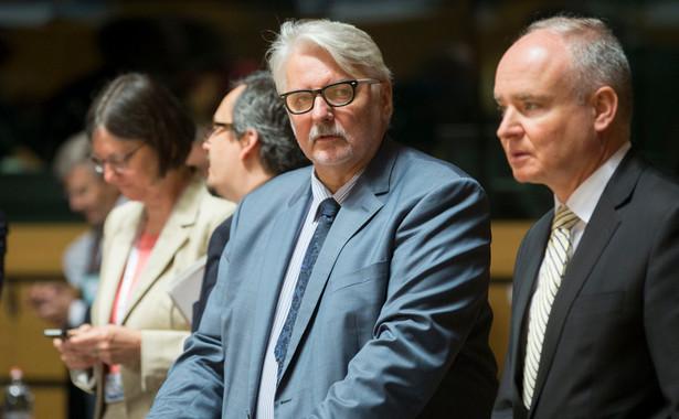 Tematem rozmów ministrów spraw zagranicznych Rady ma być między innymi przyszłość organizacji