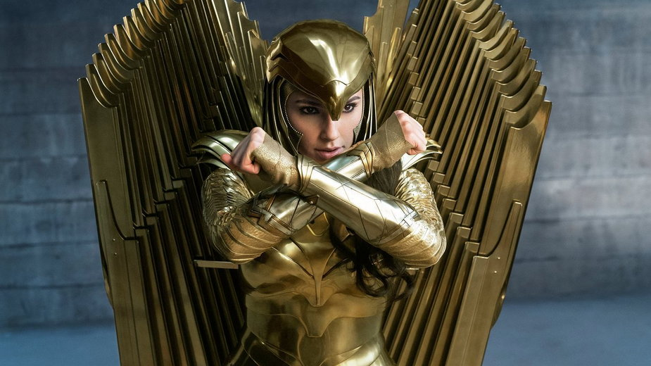 "Gal Gadot w filmie ""Wonder Woman 1984"""