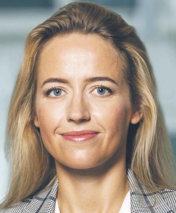 Małgorzata Pek-Kocik, biegła rewident, partner kierująca działem audytu i doradztwa dla instytucji finansowych Mazars