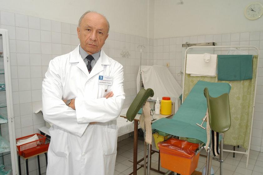 Profesor Chazan