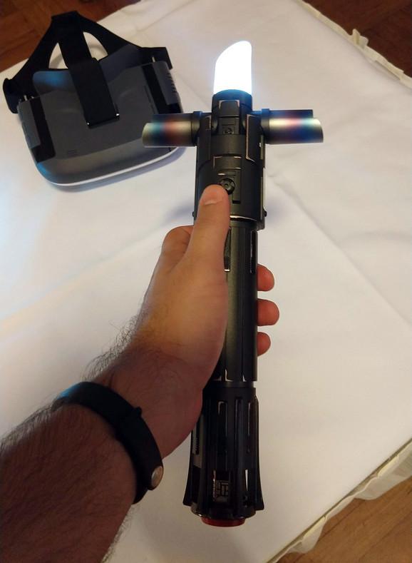 Lenovo VR za ljubitelje Ratova zvezda