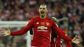 """Zlatan Ibrahimović chce """"dokończyć robotę"""" w United"""